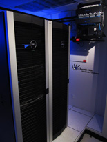 EyeMD houses state of the art server rooms for ophthalmology software
